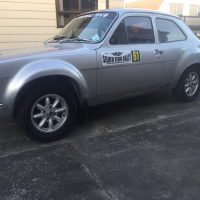 Ford Escort Mk 1 Mexico available for Lease in the NZ Silver Fern Rally 2018
